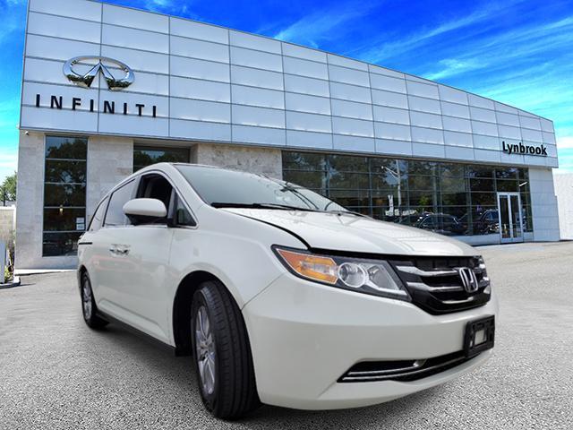 2014 Honda Odyssey EX-L 2