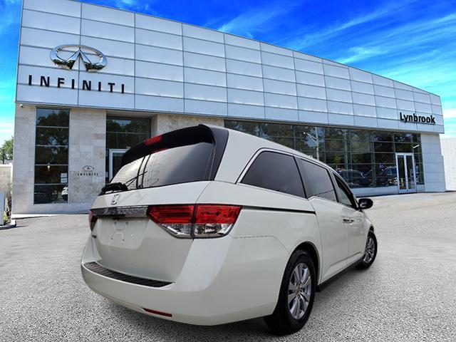 2014 Honda Odyssey EX-L 3