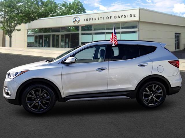 2017 Hyundai Santa Fe Sport 2.0T Ultimate 0