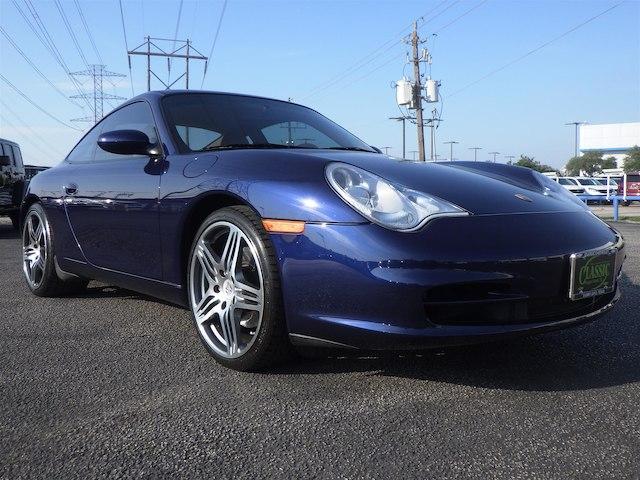2004 Porsche 911 Carrera for sale in Sugar Land, TX