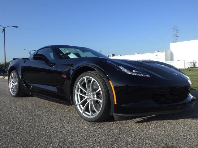 2017 Chevrolet Corvette Grand Sport 1LT for sale in Sugar Land, TX