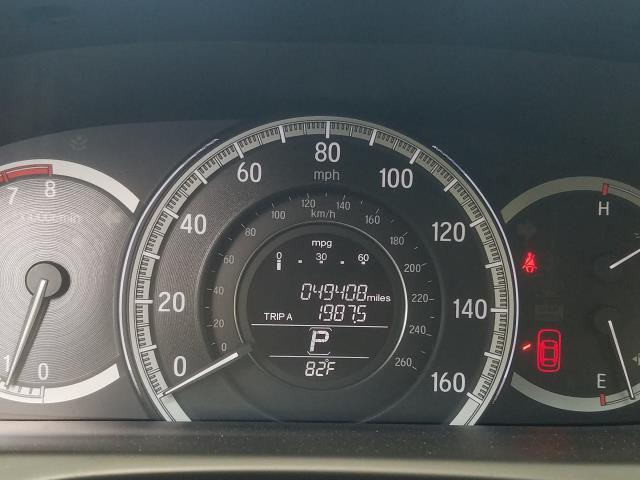 2016 Honda Accord Sedan EX 25