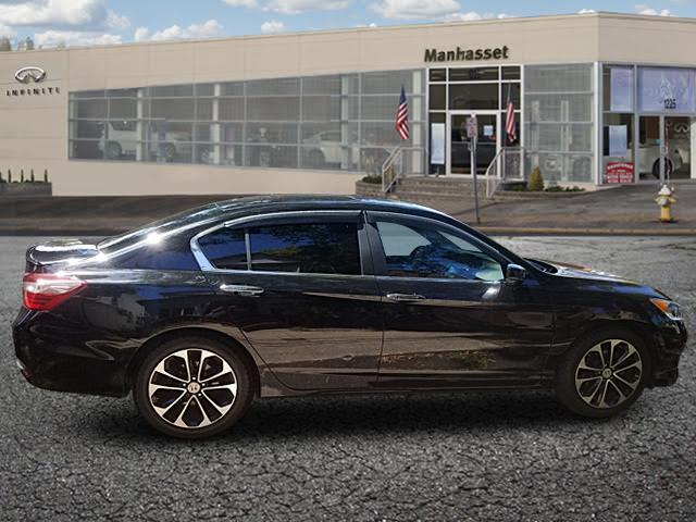 2016 Honda Accord Sedan EX 0