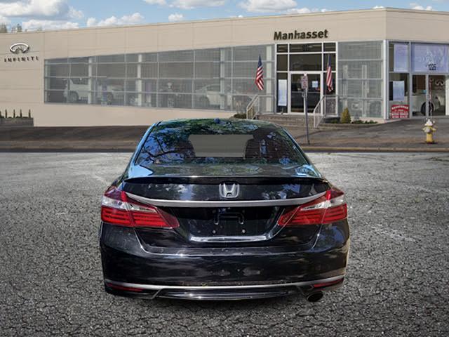 2016 Honda Accord Sedan EX 2