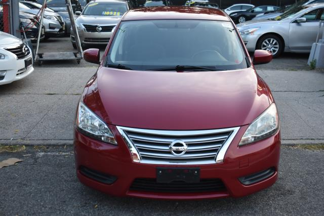 2014 Nissan Sentra SV 6