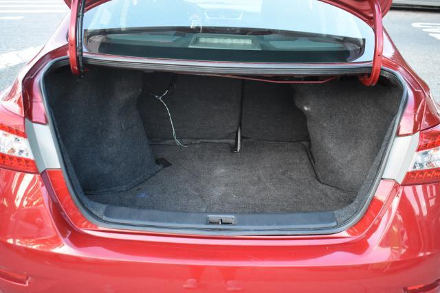 2014 Nissan Sentra SV 10