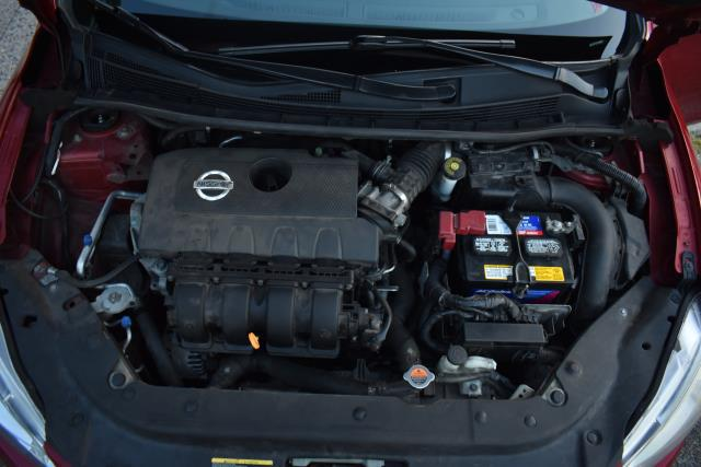 2014 Nissan Sentra SV 11