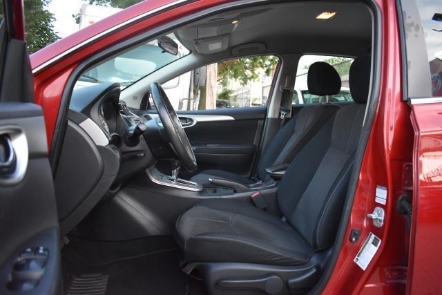 2014 Nissan Sentra SV 13