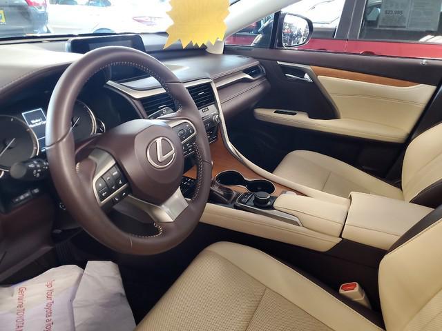 2017 Lexus Rx RX 350 11