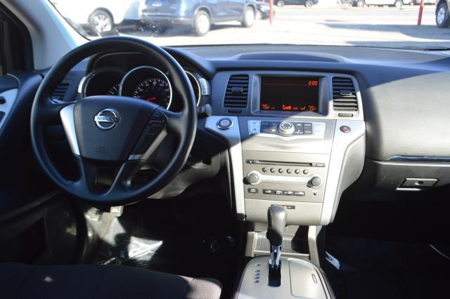 2014 Nissan Murano S 15
