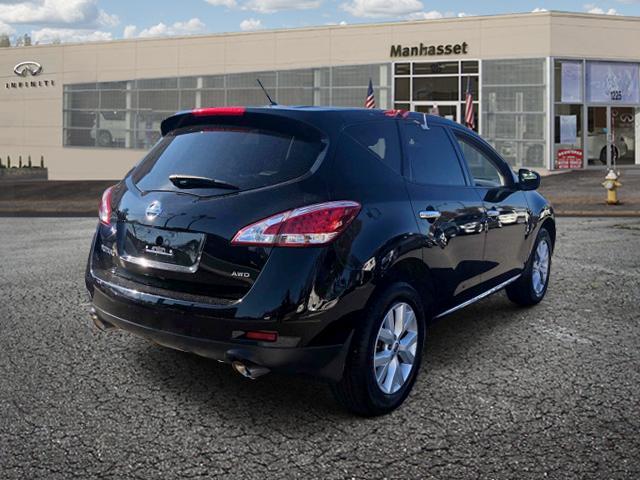 2014 Nissan Murano S 0