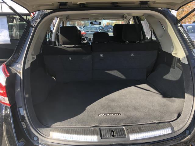 2014 Nissan Murano S 8