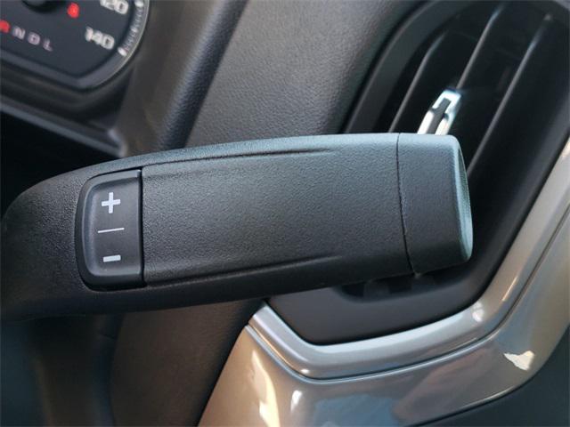 2020 Chevrolet Silverado 1500 Custom Trail Boss
