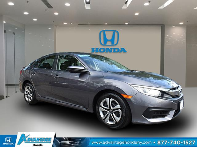 2017 Honda Civic Sedan LX 4dr Car Slide
