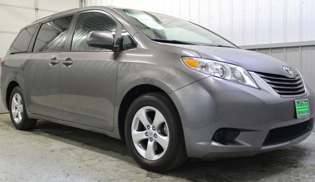 2015 Toyota Sienna 5dr Van LE FWD (Natl) for sale in Chehalis, WA