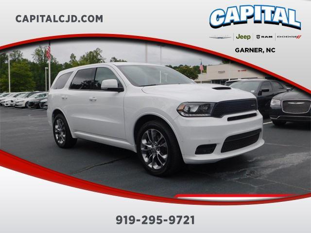 White 2019 Dodge Durango R/T SUV Garner NC
