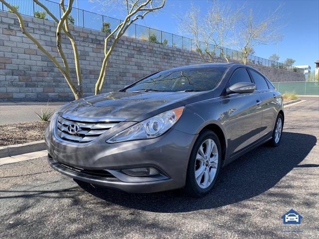 2013 Hyundai Sonata Limited PZEV for sale in Tempe, AZ