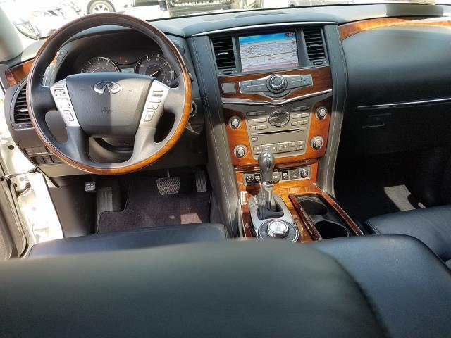2016 INFINITI QX80 4WD 4dr 10