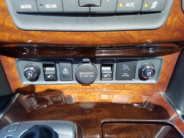 2016 INFINITI QX80 4WD 4dr 22