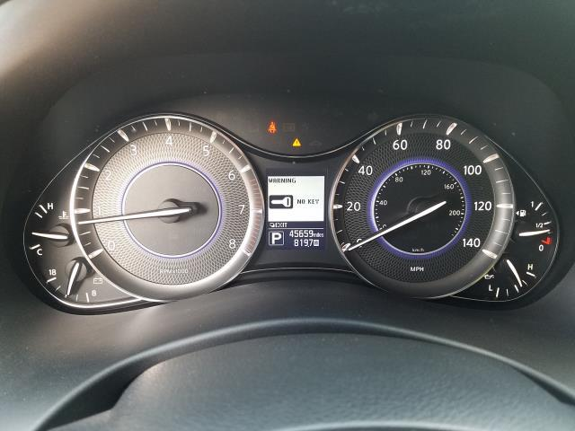 2016 INFINITI QX80 4WD 4dr 25