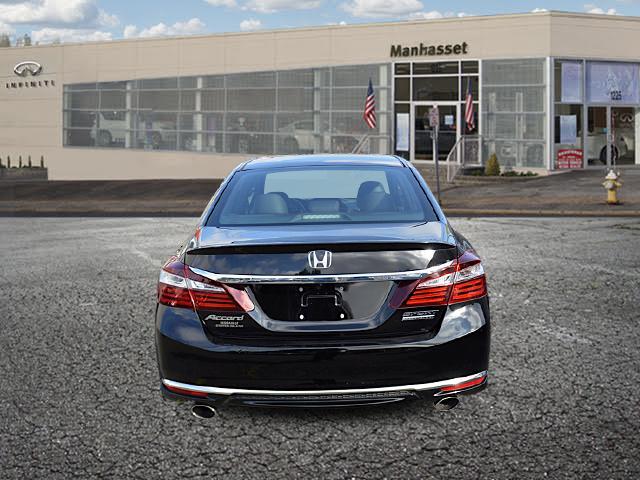 2017 Honda Accord Sedan Sport SE 2