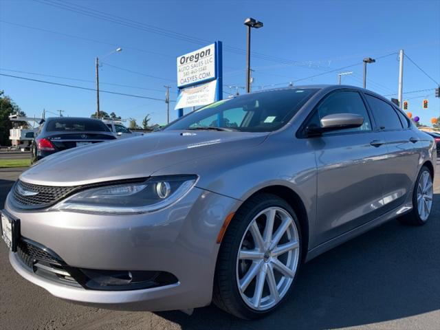 2016 Chrysler 200 S for sale in Brooks, OR