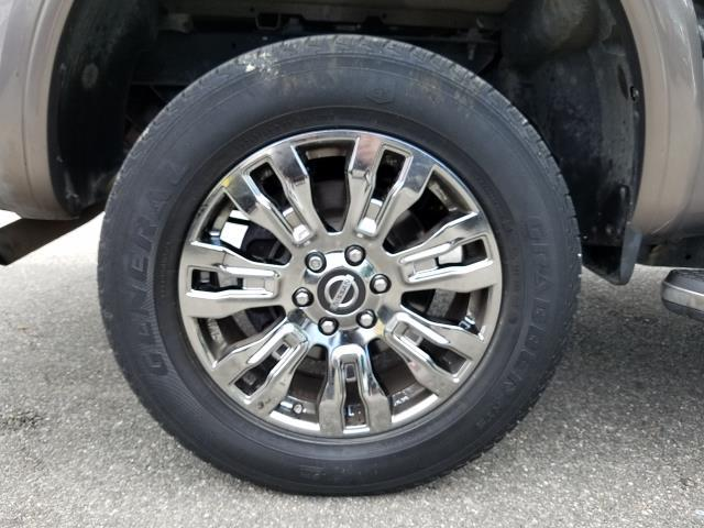2017 Nissan Titan Xd Platinum Reserve 8