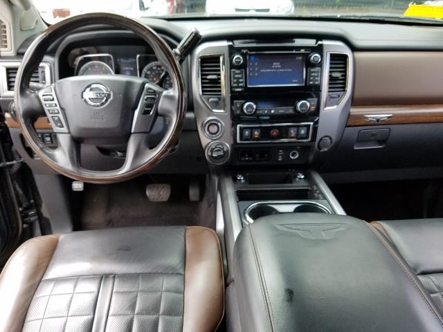 2017 Nissan Titan Xd Platinum Reserve 12