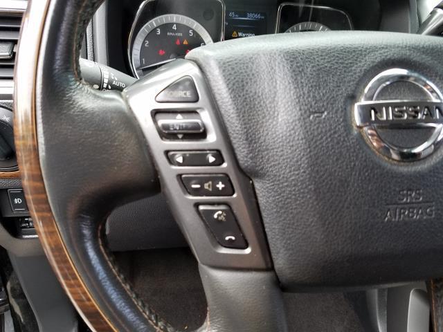 2017 Nissan Titan Xd Platinum Reserve 17