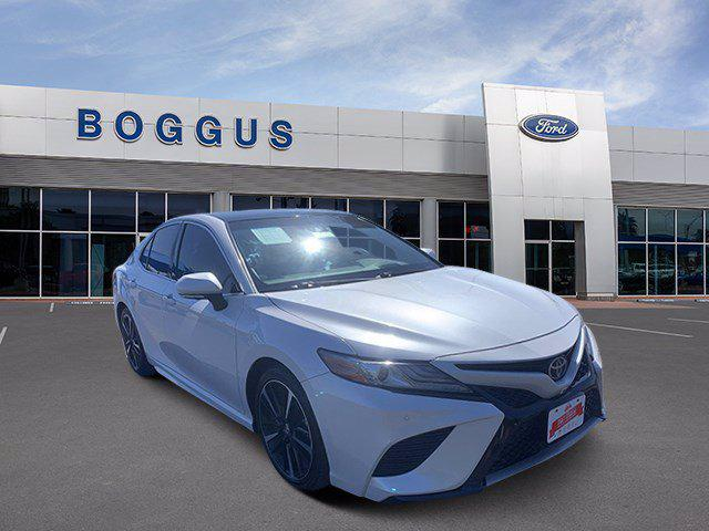 2018 Toyota Camry XSE for sale in McAllen, TX