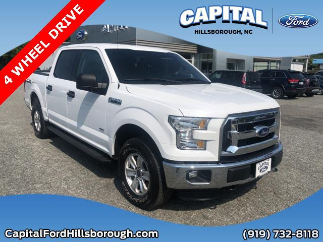2016 Ford F-150 XLT Short Bed Slide