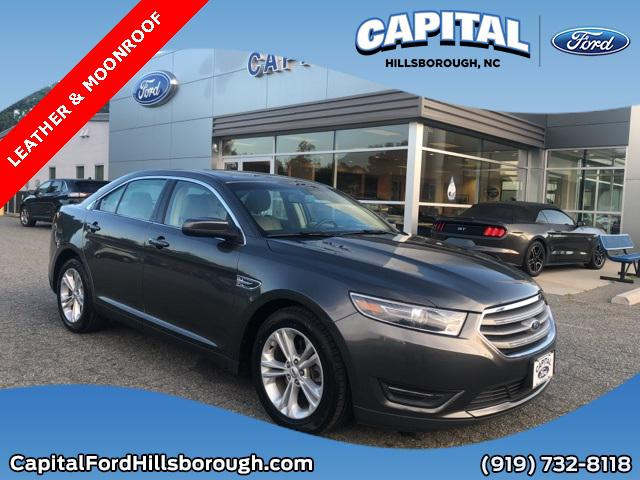 2015 Ford Taurus SEL 4dr Car Slide 0