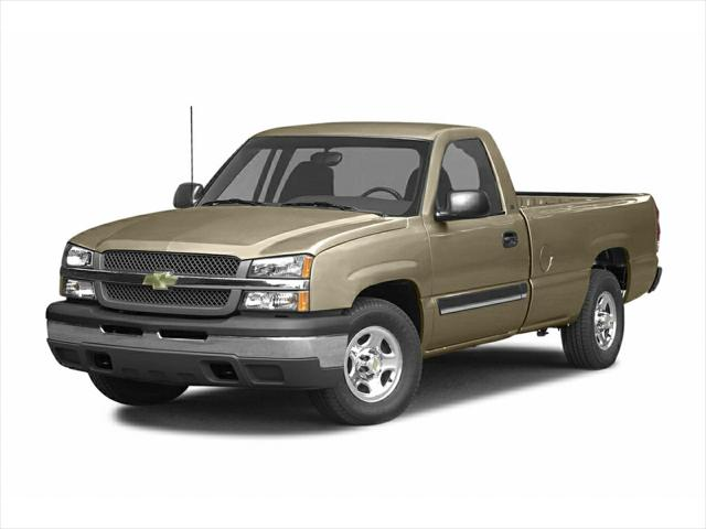 2005 Chevrolet Silverado 1500 WORK TRUCK Standard Bed Slide