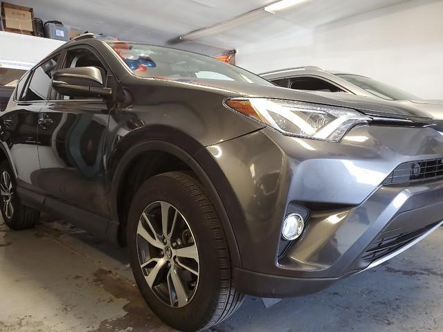 2016 Toyota Rav4 XLE 1
