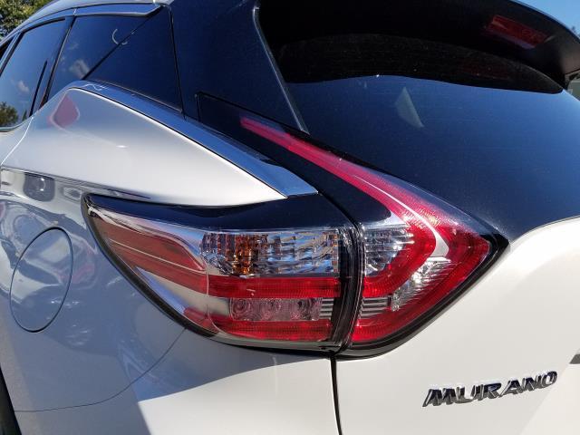2016 Nissan Murano SL 5
