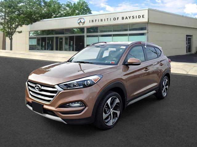 2017 Hyundai Tucson Sport