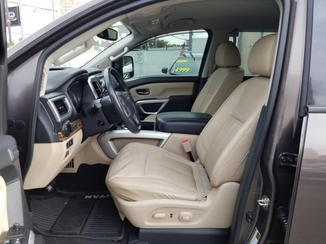 2016 Nissan Titan Xd SL 8