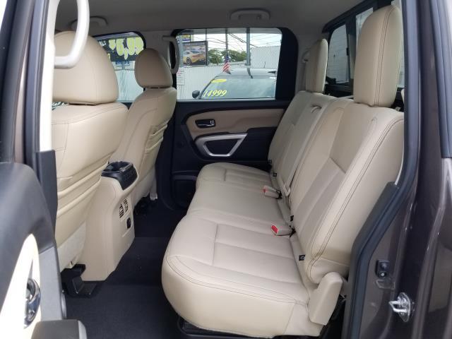 2016 Nissan Titan Xd SL 9