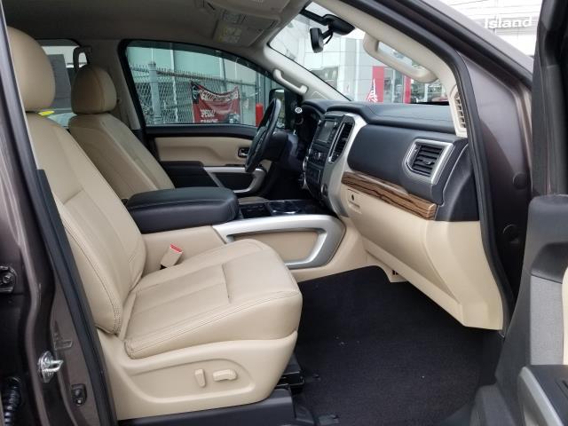 2016 Nissan Titan Xd SL 13
