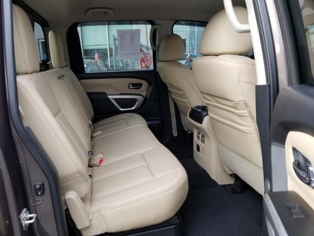 2016 Nissan Titan Xd SL 14