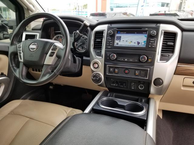2016 Nissan Titan Xd SL 17