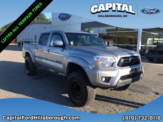 2014 Toyota Tacoma PRERUNNER Short Bed Slide 0