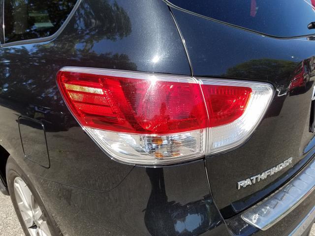 2016 Nissan Pathfinder SL 5