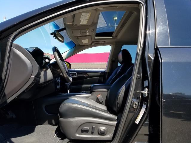 2016 Nissan Pathfinder SL 8