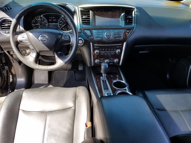 2016 Nissan Pathfinder SL 10