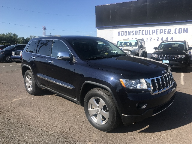 2011 Jeep Grand Cherokee Limited for sale in Culpeper, VA