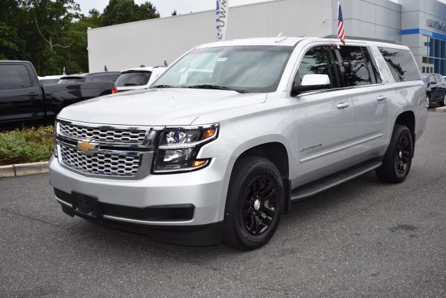 2016 Chevrolet Suburban LS