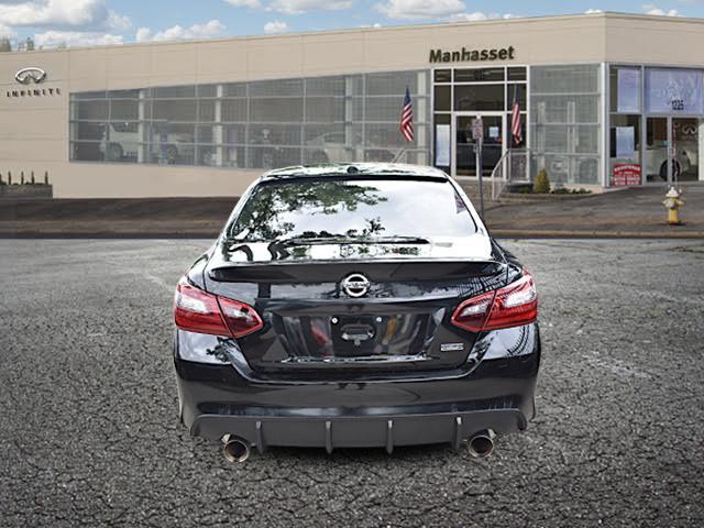 2018 Nissan Altima 2.5 SR 2