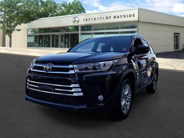 2017 Toyota Highlander Limited 0