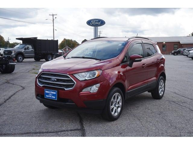 2018 Ford Ecosport SE for sale in South Paris, ME